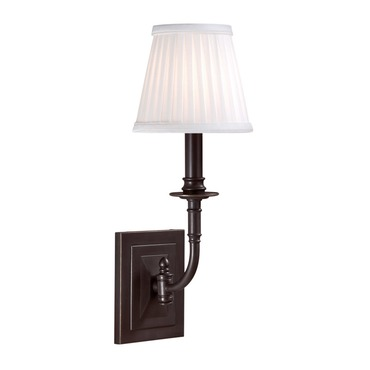 Lombard Wall Sconce by Hudson Valley Lighting | 2701-OB