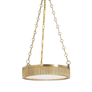 Lynden Pendant by Hudson Valley Lighting | 516-AGB
