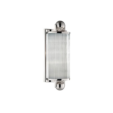 Mclean Bathroom Vanity Light by Hudson Valley Lighting | 851-PN