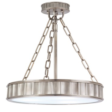 Middlebury Semi Flush Ceiling Light by Hudson Valley Lighting | 901-HN