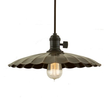 Heirloom ML3 Pendant by Hudson Valley Lighting | 8002-OB-ML3