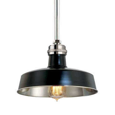 Hudson Falls Pendant by Hudson Valley Lighting | 8610-BPN