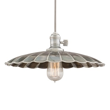 Heirloom MM3 Pendant by Hudson Valley Lighting | 8002-HN-MM3