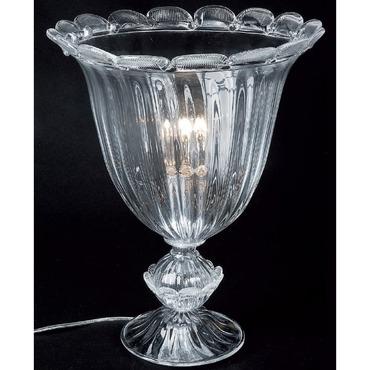 Dolfin Table Lamp by Av Mazzega | 8004/TA-CR