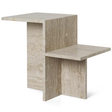 Distinct Side Table