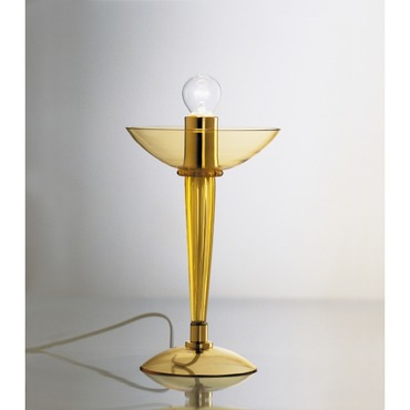 Ninfea Table Lamp by Av Mazzega | 9002/T1-AM
