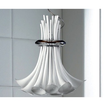 Zante Suspension by Av Mazzega | 10002/12-WH