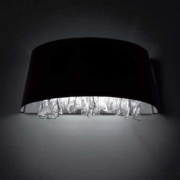 Frou Frou Wall Sconce by Av Mazzega | 10007/A2-CR