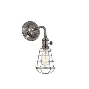 Heirloom WG Wall Light by Hudson Valley Lighting | 8000-HN-WG
