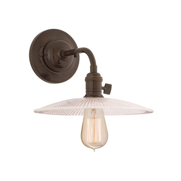 Heirloom GS4 Wall Light by Hudson Valley Lighting | 8000-OB-GS4