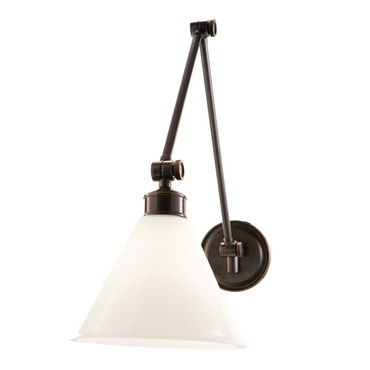 Exeter 4731 Wall Sconce by Hudson Valley Lighting | 4731-OB