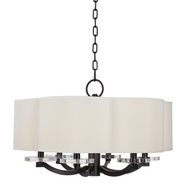 Garrison Chandelier by Hudson Valley Lighting | 1426-OB
