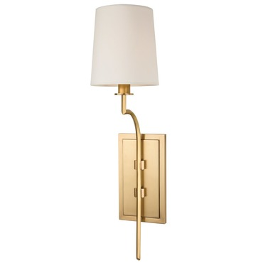 Glenford Wall Sconce by Hudson Valley Lighting | 3111-AGB