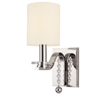 Bolton Wall Light by Hudson Valley Lighting | 8161-PN