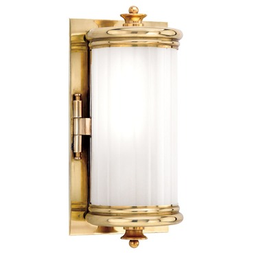 Bristol Wall Sconce by Hudson Valley Lighting | 951-AGB