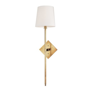 Cortland Wall Light by Hudson Valley Lighting | 211-AGB