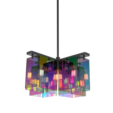 Dichroix 5-Light Pendant