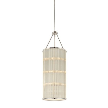 Rivoli Large Cylinder Pendant by Sonneman A Way Of Light | 1976.35