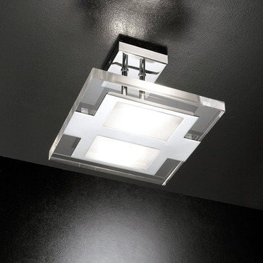Confine Ceiling Semi Flush