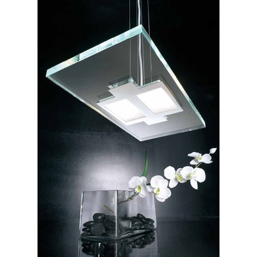 Confine Suspension by Lightology Collection | LC-1536.31