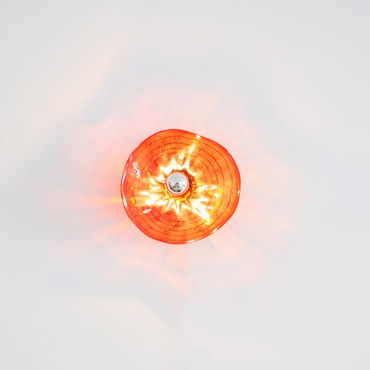 Celestial Wall Sconce by Viz Glass | WIR-4132S