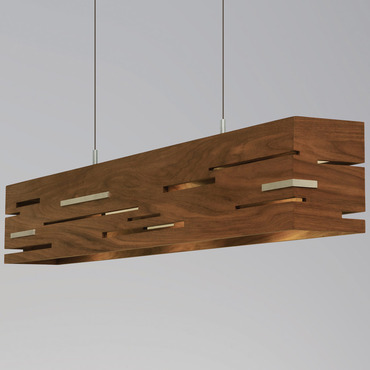 Aeris LED Linear Pendant by Cerno | 07-100-AW