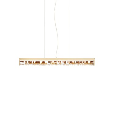 Roka Suspension by LBL Lighting | EF673AGLED