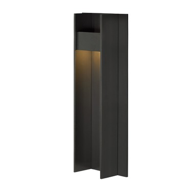 Tav 18 inch LED Outdoor Wall Light by LBL Lighting | OD735MTBZLEDW