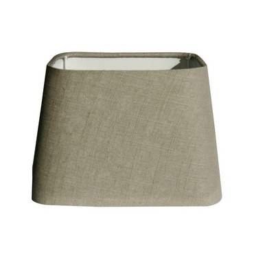 Louisa Rectangle Round Shade
