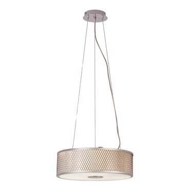 Diamond Grill Pendant by Trans Globe | 10143 PC