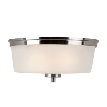 Urban Swag Flush Mount Ceiling