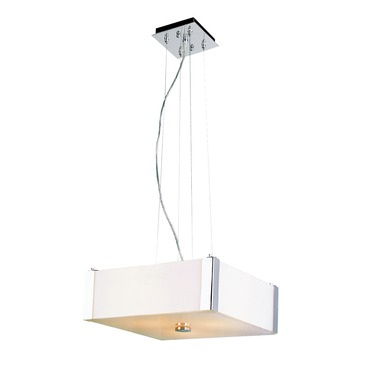 Metro Square Pendant by Trans Globe | 3092 PC