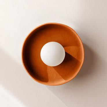Ceramic Disc Orb Surface Mount