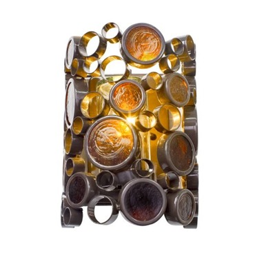Fascination 703 Outdoor Wall Sconce by Varaluz | 703KS01