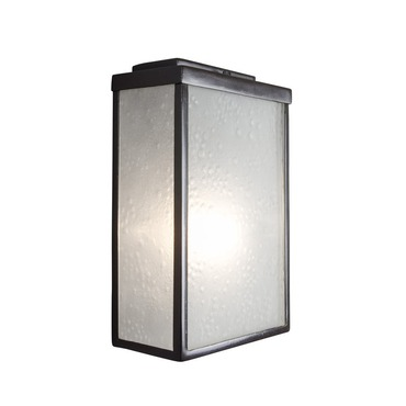 Mission You Outdoor Wall Sconce