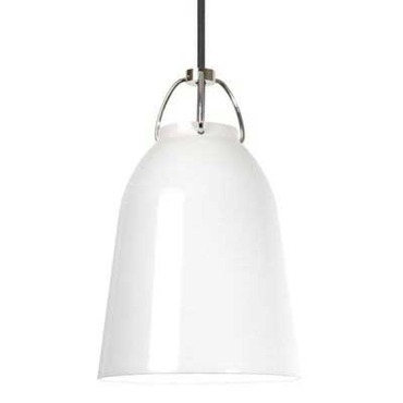 Vessel 16 Pendant by Edge Lighting | VESS-S-16-WH