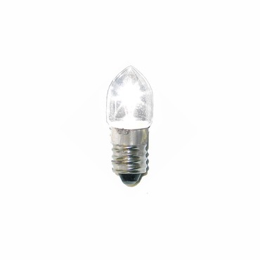 LED E10 Base 0.3W 12V Lamp