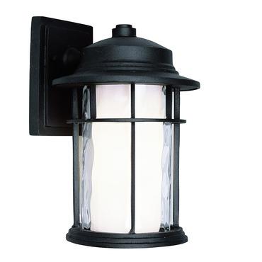 Opal Chimney Outdoor Wall Lantern