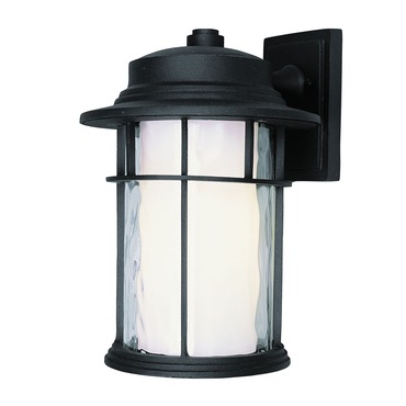 Opal Chimney Outdoor Wall Lantern