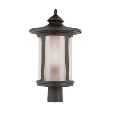 Chimney Stack Outdoor Post Top Lantern