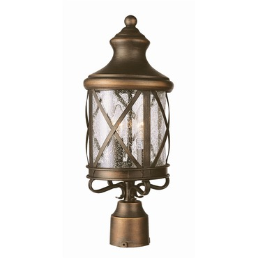 New England Coastal Large Post Lantern