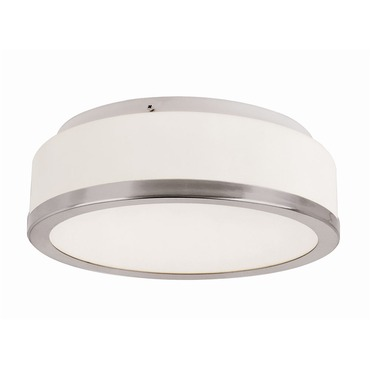 Frost Round Flush Mount by Trans Globe | PL-10093 BN