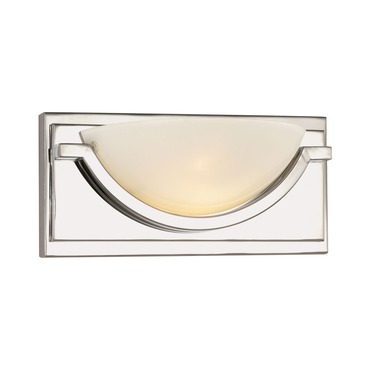 Half Moon Vanity Light