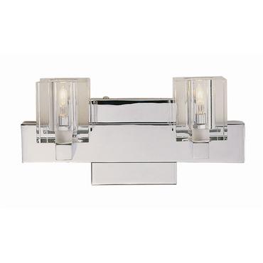 Crystal Cube Bath Bar by Trans Globe   2842 PC