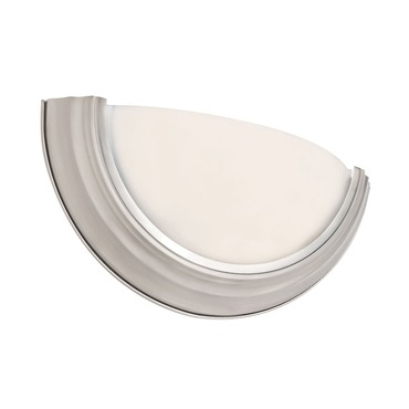 ES Half Round Wall Sconce by Trans Globe | PL-57706 BN