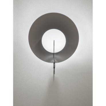 Full Moon Model B Wall Sconce