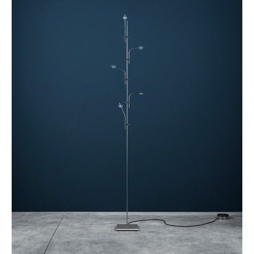 WA WA Terra Flex 4100K Floor Lamp by Catellani & Smith | LC-EWWTB01