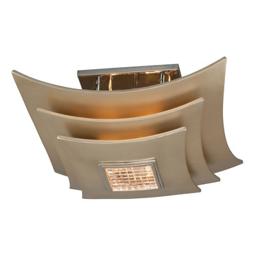 Muse Semi Flush Ceiling by Corbett Lighting | 155-33