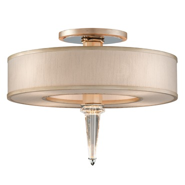 Harlow Semi Flush by Corbett Lighting | 166-34