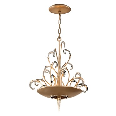 Crescendo 3 Light Pendant by Corbett Lighting | 156-43